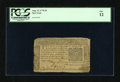 Colonial Notes:New York, New York August 13, 1776 $5 PCGS Fine 12....