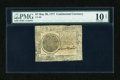 Colonial Notes:Continental Congress Issues, Continental Currency May 20, 1777 $7 PMG Very Good Net 10....