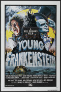 """Movie Posters:Comedy, Young Frankenstein (20th Century Fox, 1974). One Sheet (27"""" X 41"""")Style B. Comedy...."""