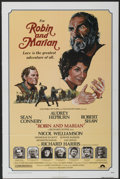"Movie Posters:Adventure, Robin and Marian (Columbia, 1976). One Sheet (27"" X 41"").Adventure...."