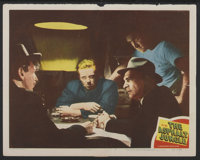 "The Asphalt Jungle (MGM, 1950). Lobby Card (11"" X 14""). Film Noir"