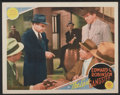 """Movie Posters:Crime, The Last Gangster (MGM, 1937). Lobby Card (11"""" X 14""""). Crime...."""