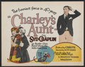 "Movie Posters:Comedy, Charley's Aunt (Producers Distributing Corporation, 1925). TitleLobby Card (11"" X 14""). Comedy...."