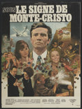 "Movie Posters:Adventure, Under the Sign of Monte Cristo (C.F.D.C., 1968). French Petite(23.5"" X 31.5""). Adventure...."