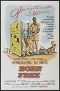 "Movie Posters:Adventure, Born Free (Columbia, 1966). One Sheet (27"" X 41""). Adventure...."