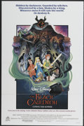 "Movie Posters:Animated, The Black Cauldron (Buena Vista, 1985). One Sheet (27"" X 41"")Advance. Animated...."