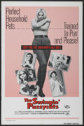 """Movie Posters:Adult, The Swingin' Pussycats (Hemisphere Pictures, 1972). One Sheet (27"""" X 41""""). Adult...."""