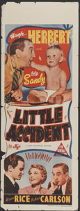 "Movie Posters:Comedy, Little Accident (Universal, 1939). Pre- War Australian Daybill (15"" X 39.5""). Comedy...."