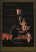 "Movie Posters:Academy Award Winner, Unforgiven (Warner Brothers, 1992). Spanish Language One Sheet (27""X 40""). Academy Award Winner...."
