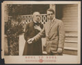 "Movie Posters:Short Subject, Soul to Soul (Universal, 1913). Lobby Card (11"" X 14""). ShortSubject...."