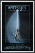 """Movie Posters:Science Fiction, Return of the Jedi (20th Century Fox, 1983). One Sheet (27"""" X 41"""")Style A. Science Fiction...."""
