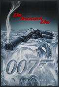 "Movie Posters:James Bond, Die Another Day (MGM, 2002). One Sheet (27"" X 40"") SS Advance.James Bond...."