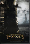 "Movie Posters:Fantasy, The Lord of the Rings: The Two Towers (New Line, 2002). One Sheet (27"" X 40"") SS Advance. Fantasy...."