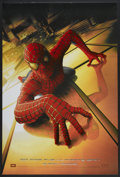 "Movie Posters:Action, Spider-Man (Columbia, 2002). One Sheet (27"" X 41"") DS Advance.Action...."