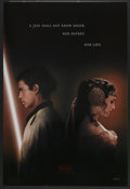 "Movie Posters:Science Fiction, Star Wars: Episode II - Attack of the Clones (20th Century Fox,2002). One Sheet (27"" X 40"") DS Advance. Science Fiction...."