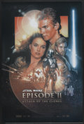 """Movie Posters:Science Fiction, Star Wars: Episode II - Attack of the Clones (20th Century Fox,2002). One Sheet (27"""" X 41"""") SS. Science Fiction...."""