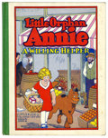 Platinum Age (1897-1937):Miscellaneous, Little Orphan Annie #7 A Willing Helper (Cupples & Leon,1932) Condition: VG/FN....