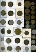20th Century Tokens and Medals, Group Lot of Miscellaneous Merchant Tokens.... (Total: 51 items)