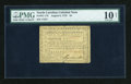 Colonial Notes:North Carolina, North Carolina August 8, 1778 $4 PMG Very Good 10 Net....