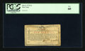 Colonial Notes:New York, New York January 6, 1776 (Water Works) 2s PCGS New 60....