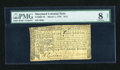 Colonial Notes:Maryland, Maryland March 1, 1770 $1/2 PMG Very Good 8 Net....