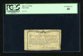 Colonial Notes:New York, New York March 5 ,1776 (Water Works) 8s PCGS Extremely Fine 40....