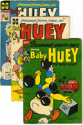 Golden Age (1938-1955):Cartoon Character, Paramount Animated Comics Baby Huey - Multiple File Copy Group(Harvey, 1953-56) Condition: Average VG.... (Total: 44 Comic Books)