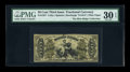 Fractional Currency:Third Issue, Fr. 1357 50c Third Issue Justice PMG Very Fine 30 EPQ....