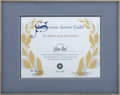 Movie/TV Memorabilia:Awards, Glenn Ford's Screen Actors Guild Certificate....