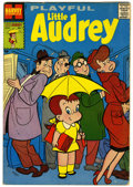 Silver Age (1956-1969):Humor, Playful Little Audrey #1 (Harvey, 1957) Condition: VG....
