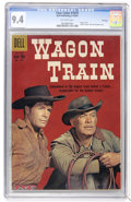 Silver Age (1956-1969):Western, Four Color #1019 Wagon Train - File Copy (Dell, 1959) CGC NM 9.4Off-white pages....