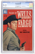 Silver Age (1956-1969):Western, Four Color #968 Tales of Wells Fargo - File Copy (Dell, 1959) CGC NM- 9.2 Off-white to white pages....
