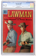 Silver Age (1956-1969):Western, Four Color #970 Lawman - File Copy (Dell, 1959) CGC NM- 9.2 Off-white to white pages....