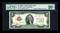 Small Size:Legal Tender Notes, Fr. 1504* $2 1928C Legal Tender Note. PMG Very Fine 20 Net.. ...