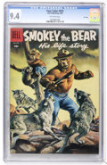 Silver Age (1956-1969):Adventure, Four Color #932 Smokey the Bear - File Copy (Dell, 1958) CGC NM 9.4 Off-white pages....