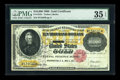 Large Size:Gold Certificates, Fr. 1225 $10000 1900 Gold Certificate PMG Choice Very Fine 35 EPQ....