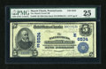 National Bank Notes:Pennsylvania, Mauch Chunk, PA - $5 1902 Date Back Fr. 590 The Mauch Chunk NB Ch. # (E)6534. ...
