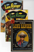 Silver Age (1956-1969):Western, Lone Ranger Group (Dell, 1952-58) Condition: Average VF.... (Total:17 Comic Books)