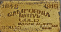 Expositions and Fairs, Very Rare Panama-Pacific Exposition Gold Ingot....