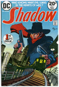 Bronze Age (1970-1979):Miscellaneous, The Shadow #1 (DC, 1973) Condition: NM....