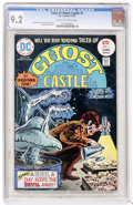 Bronze Age (1970-1979):Horror, Tales of Ghost Castle #1 (DC, 1975) CGC NM- 9.2 Off-white to whitepages....