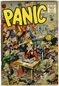 Golden Age (1938-1955):Humor, Panic #12 (EC, 1956) Condition: FN+....