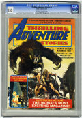 Magazines:Miscellaneous, Thrilling Adventure Stories #2 (Atlas-Seaboard, 1975) CGC VF 8.0Off-white to white pages....