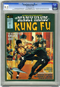 Magazines:Superhero, The Deadly Hands of Kung Fu #17 (Marvel, 1975) CGC NM- 9.2Off-white to white pages....