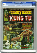 Magazines:Superhero, The Deadly Hands of Kung Fu #1 (Marvel, 1974) CGC NM 9.4 Whitepages....