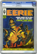 Magazines:Horror, Eerie #14 (Warren, 1968) CGC NM 9.4 Off-white to white pages....