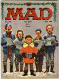 Magazines:Mad, Mad #52 (EC, 1960) Condition: VF/NM....