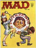 Magazines:Mad, Mad #51 (EC, 1959) Condition: VF/NM....