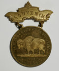 Expositions and Fairs, Pair of 1901 Pan-American Exposition Medals, Buffalo, NY....(Total: 2 medals)