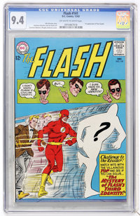 The Flash #141 (DC, 1963) CGC NM 9.4 Off-white to white pages
